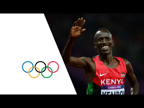 Athletics Men's 3000m Steeplechase Final Full Replay - London 2012 Olympic Games