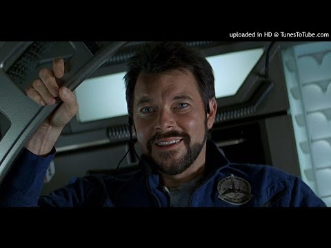 Jonathan Frakes Star Trek: First Contact Blu Ray Commentary