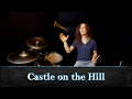 Castle On The Hill- Drum Cover - Ed Sheeran - Kastra & Buzzmeisters Remix