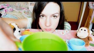Tea Anyone? ASMR Tea Party! | Binaural