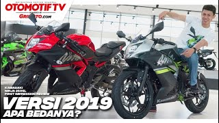 Apa Bedanya Kawasaki Ninja 250SL Versi 2019? l First Impression l GridOto