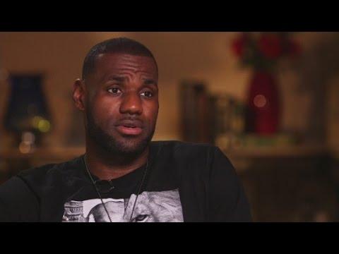 LeBron James: Race and the NBA