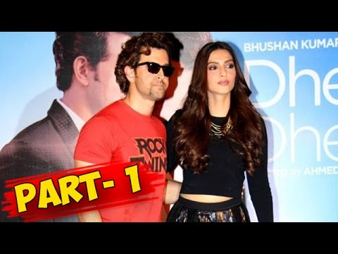 Dheere Dheere Official Song Launch | Hrithik Roshan & Sonam Kapoor PART - 1