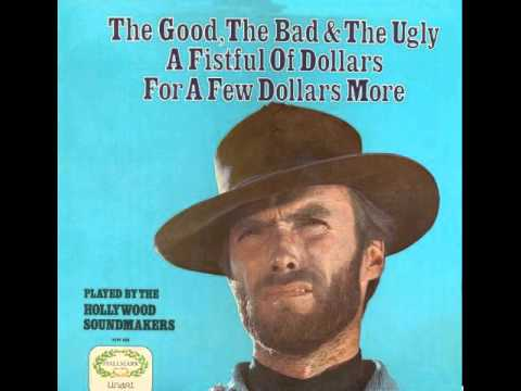 Hollywood Soundmakers - The Good, The Bad and The Ugly