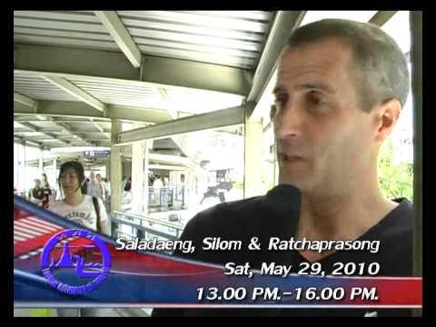 Saladaeng, Silom & Ratchaprasong. Sat, May 29, 2010