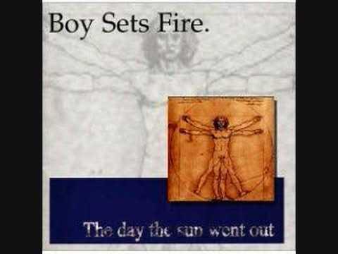 Boy Sets Fire - Swingset