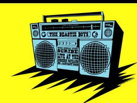 Shake your Rump-Beastie Boys Pauls Boutique
