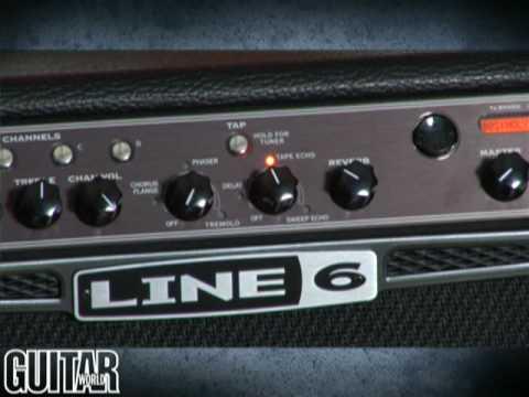Line 6 Spider Valve 212