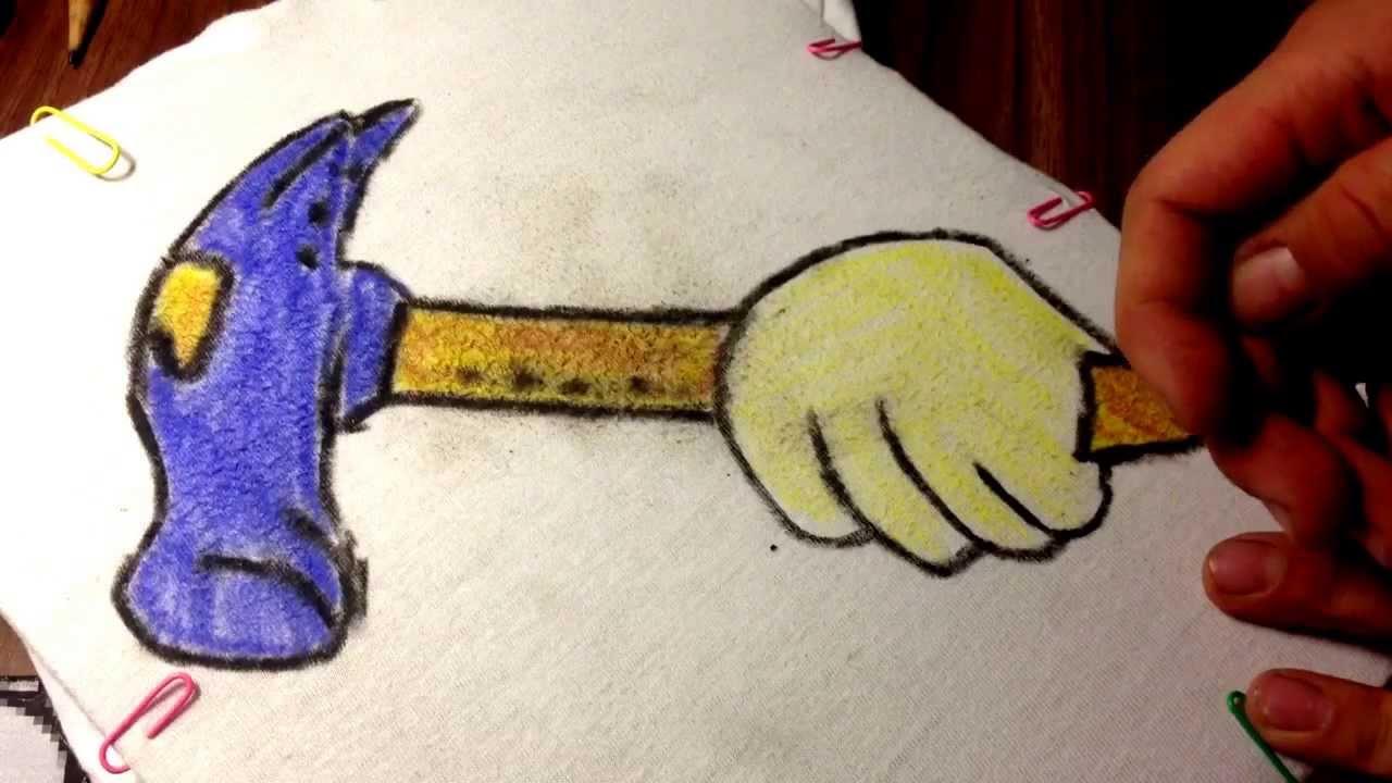 Как сделать любой рисунок