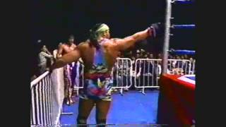 Konnan-Love Machine-lucha mexicana