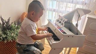 Trò chơi trẻ em bé tập tọe hát 'Ba Thương Con' ❤ Ca nhạc thiếu nhi cả nhà thương nhau ❤ Kids Songs