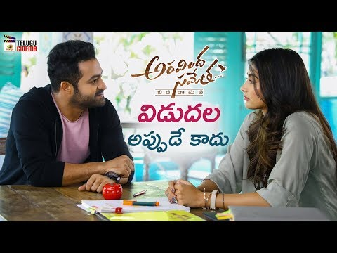 Aravindha Sametha Movie Latest Update | Jr NTR | Pooja Hegde | Trivikram | #AravindhaSamethaMovie