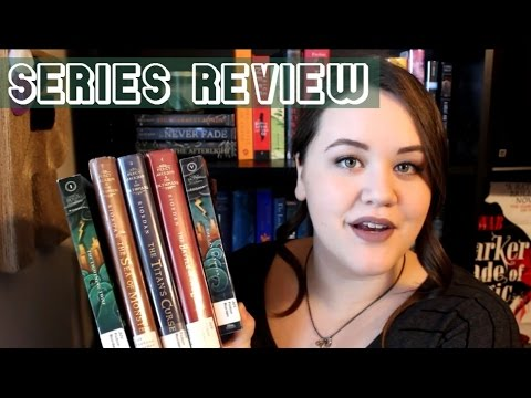 SERIES REVIEW: Percy Jackson and the Olympians [spoiler free]