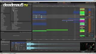 download lagu Deadmau5 Making Imaginary Friends - 23 Final Edits And gratis