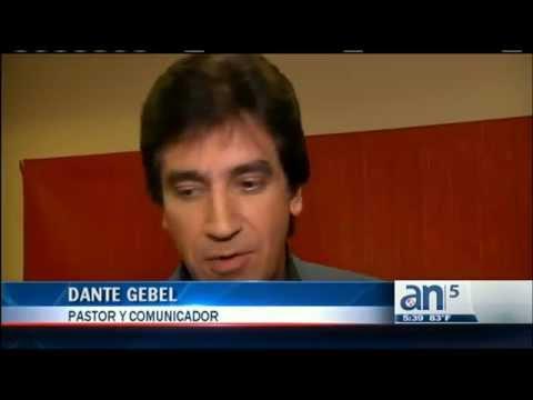 En Primer Plano: Dante Gebel video
