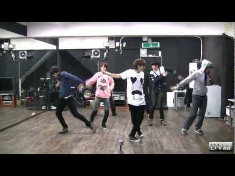 Infinite - Paradise (dance practice) DVhd