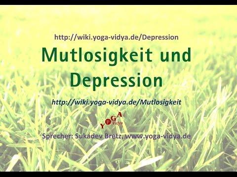 Mutlosigkeit und Depression - Praktische Psychologie