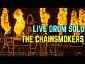 LIVE DRUM SOLO WITH FIRE   Ultra Music Festival 2018 | Matt McGuire