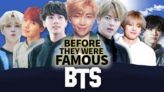BTS | Before They Were Famous | RM, V, Suga, J-Hope, Jin, Jimin, Jungkook