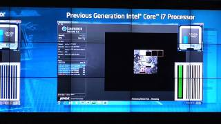 CES: Intel debuts second generation family of Core processors