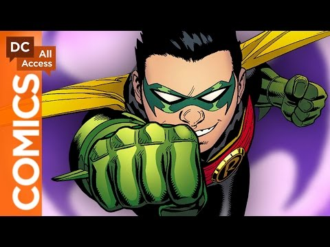 Damian Joins The Justice League In Batman & Robin video