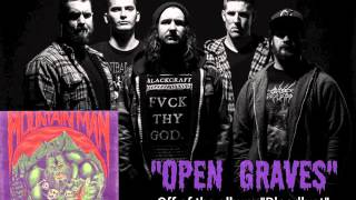 THE MOUNTAIN MAN - Open Graves (audio)