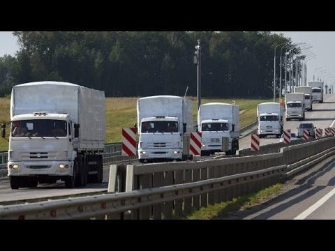 Ukraine Crisis Russia Assures US on Aid Convoy | BREAKING NEWS 16 AUG 2014