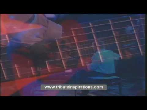 Tony Hollingsworth - Tribute Inspirations - Guitar Legends