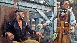 Red Dead Redemption 2 #34: Olha no que deu o Teste da Cadeira Elétrica