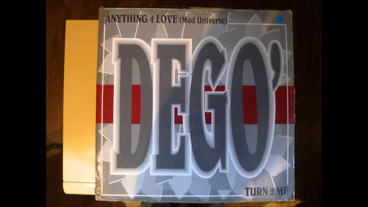Dego' Anything 4 Love - Turn To Me