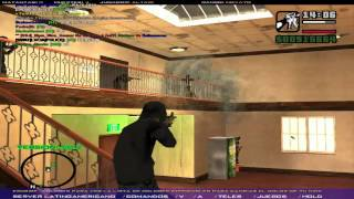 gta san andreas multiplayer (atacantes vs defensores)