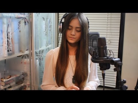 say Something A Great Big World & Christina Aguilera (cover By Jasmine Thompson) video