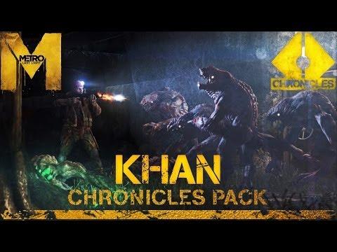 Прохождение Metro: Last Light [DLC: Chronicles Pack] (HD 1080p) - Хроники: Хан