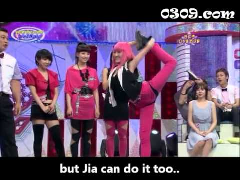 Victoria fx vs Jia Miss A 2