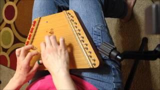 Zelda's Lullaby (plucked psaltery)
