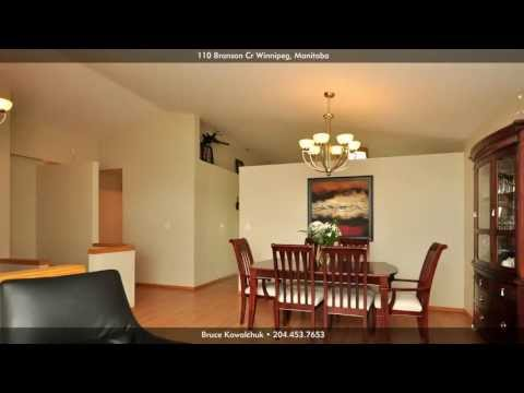 110 Branson Cr, Winnipeg, Manitoba - Virtual Tour