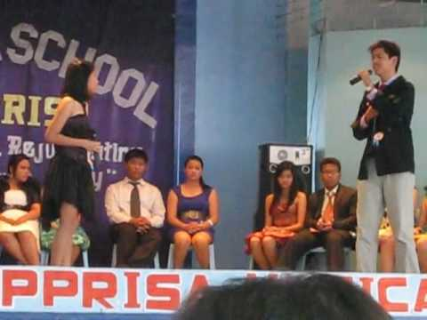 "Blessed Trinity School ""Laprissa Singing Duet 2010"""