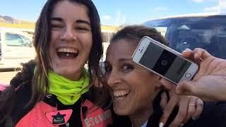 Julia Pérez Entrenando En El Templo Del Motor Con La Jog