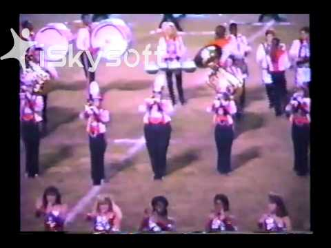 Gadsden High School Band 1988