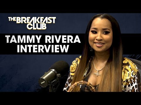 Tammy Rivera Opens Up About Waka Flocka, Talks New Single + More