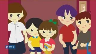 Hoạt hình cho bé l Kỹ năng an toàn [Tập 21-30]