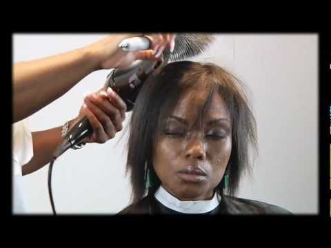 Part 4 of 6 STS Transitioning Mousse Application Continued...