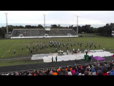 South Terrebonne High School - Crimson Pride Battle on the Bayou