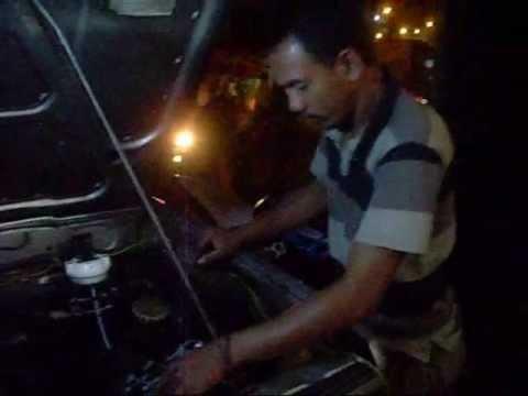 Bahan bakar air (HHO) pada Chevrolet Trooper 2300cc Th.93.wmv