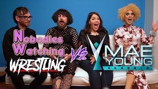 Nobodies Watching Wrestling: Mae Young Classic 2018 Bonus Episode Feat. Rachel Millman