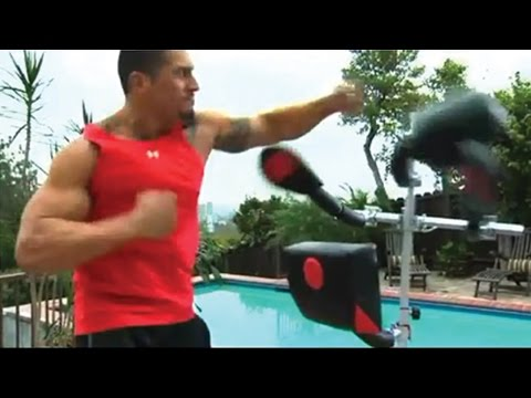 Bas Rutten Body Action System stands up to MMA Pros!