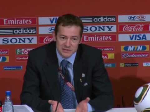 FIFA World Cup 2010 - Shock news as FIFA consider Nigeria suspension
