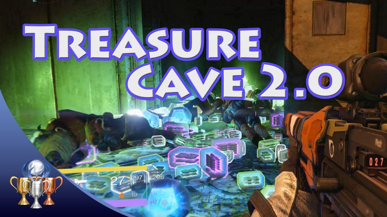 Destiny Treasure Loot Cave 2.0