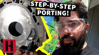 Mike Vargas Makes Porting look Easy: A Build & Battle Tutorial!