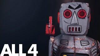 Bad Robots | Episode 1: Say Cheese | Comedy Blaps